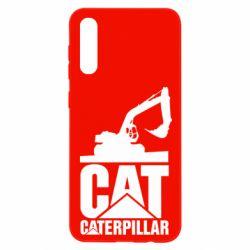 Чохол для Samsung A50 Caterpillar cat