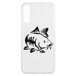Чохол для Samsung A50 Catfish