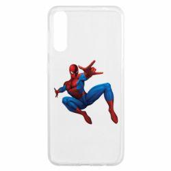Чохол для Samsung A50 Людина павук