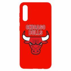 Чохол для Samsung A50 Chicago Bulls vol.2