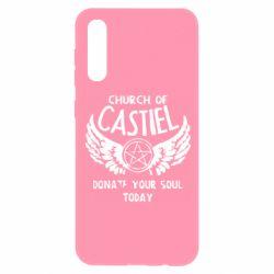 Чохол для Samsung A50 Church of Castel