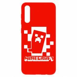 Чохол для Samsung A50 Color Minecraft
