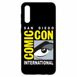 Чохол для Samsung A50 Comic-Con International: San Diego logo