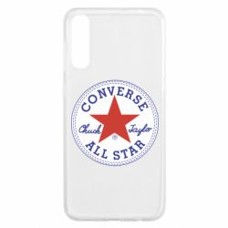 Чохол для Samsung A50 Converse
