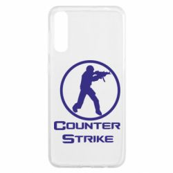 Чехол для Samsung A50 Counter Strike