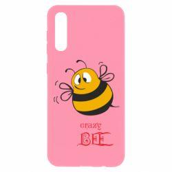 Чохол для Samsung A50 Crazy Bee