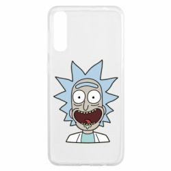 Чохол для Samsung A50 Crazy Rick