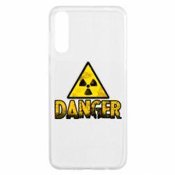 Чохол для Samsung A50 Danger icon
