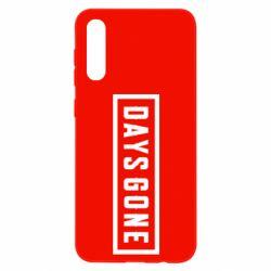 Чохол для Samsung A50 Days Gone color logo