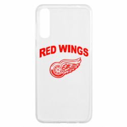 Чохол для Samsung A50 Detroit Red Wings