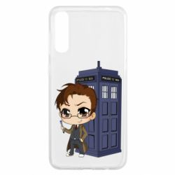 Чохол для Samsung A50 Doctor who is 10 season2