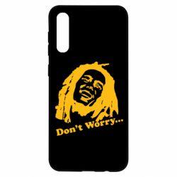 Чохол для Samsung A50 don't Worry (Bob Marley)