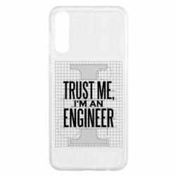 Чохол для Samsung A50 Довірся мені я інженер