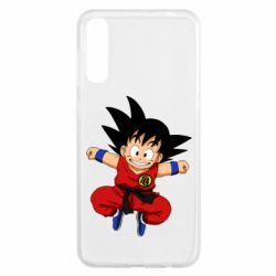 Чохол для Samsung A50 Dragon ball Son Goku