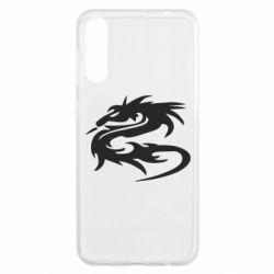 Чохол для Samsung A50 Дракон
