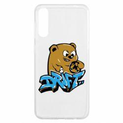 Чехол для Samsung A50 Drift Bear