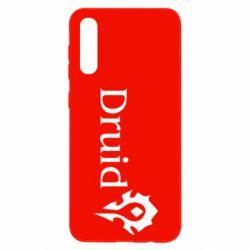 Чехол для Samsung A50 Druid Orc