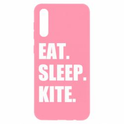 Чохол для Samsung A50 Eat, sleep, kite