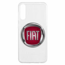 Чохол для Samsung A50 Emblem Fiat