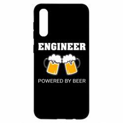 Чохол для Samsung A50 Engineer Powered By Beer