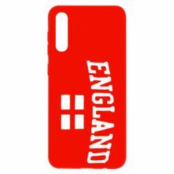 Чохол для Samsung A50 England