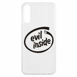 Чохол для Samsung A50 Evil Inside