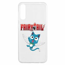 Чохол для Samsung A50 Fairy tail Happy