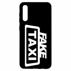 Чохол для Samsung A50 Fake Taxi