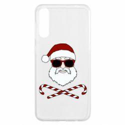 Чохол для Samsung A50 Fashionable Santa