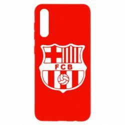 Чохол для Samsung A50 FC Barcelona