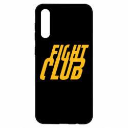 Чохол для Samsung A50 Fight Club
