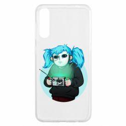Чохол для Samsung A50 Game Sally Face