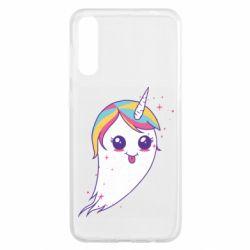 Чохол для Samsung A50 Ghost Unicorn