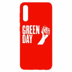 "Чохол для Samsung A50 Green Day "" American Idiot"