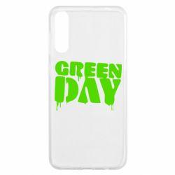 Чохол для Samsung A50 Green Day