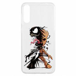 Чохол для Samsung A50 Groot and Venom
