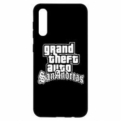 Чохол для Samsung A50 GTA San Andreas
