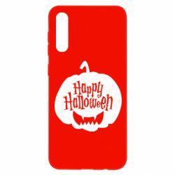 Чохол для Samsung A50 Happy halloween smile