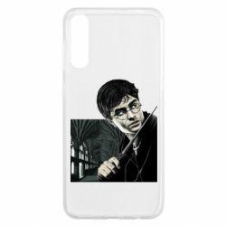 Чохол для Samsung A50 Harry Potter