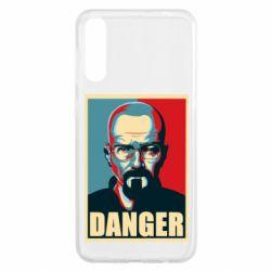 Чохол для Samsung A50 Heisenberg Danger