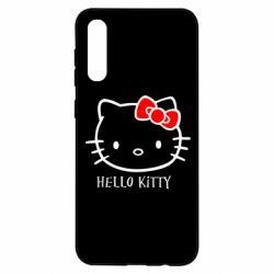 Чехол для Samsung A50 Hello Kitty
