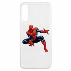 Чохол для Samsung A50 Hero Spiderman