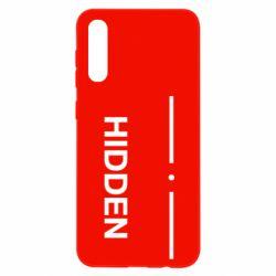 Чохол для Samsung A50 Hidden