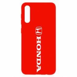 Чохол для Samsung A50 Honda Small Logo