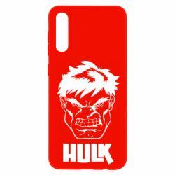 Чохол для Samsung A50 Hulk face