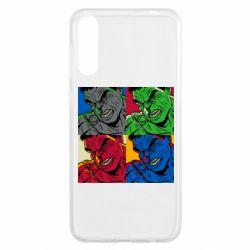 Чохол для Samsung A50 Hulk pop art