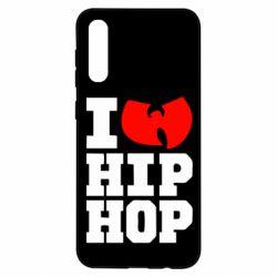 Чохол для Samsung A50 I love Hip-hop Wu-Tang