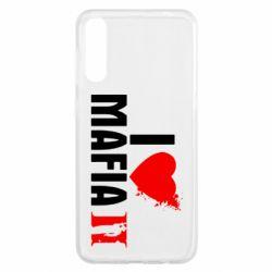 Чохол для Samsung A50 I love Mafia 2