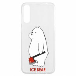 Чохол для Samsung A50 Ice bear