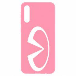 Чехол для Samsung A50 Infiniti logo